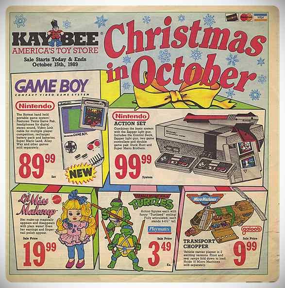 ¿Cuales eran los juguetes de moda en los años 80 y 90? 3