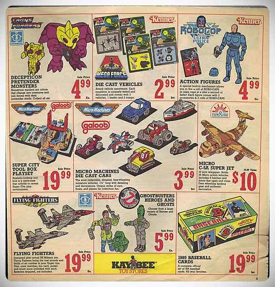 ¿Cuales eran los juguetes de moda en los años 80 y 90? 6