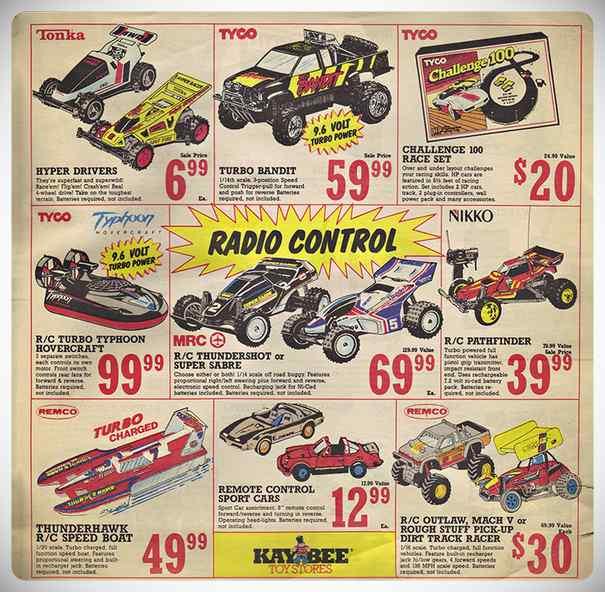 ¿Cuales eran los juguetes de moda en los años 80 y 90? 7