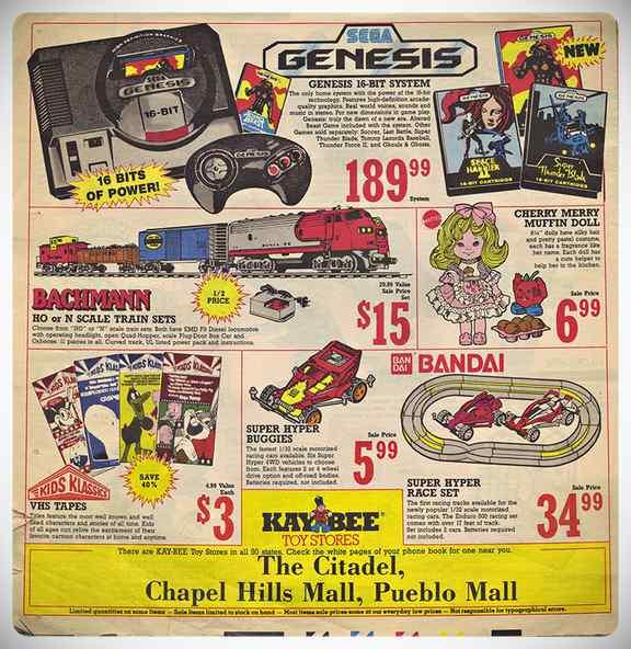 ¿Cuales eran los juguetes de moda en los años 80 y 90? 10