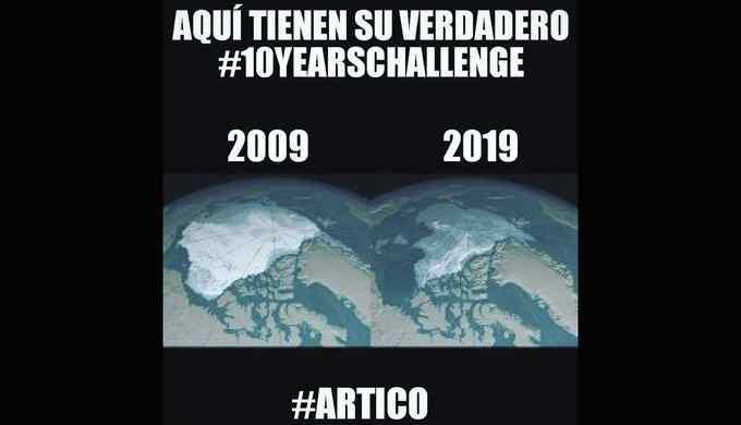 Los mejores memes del reto de los 10 años. 9