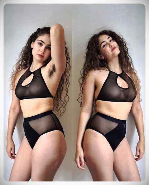 Januhairy, 20 fotos de mujeres reclamando el vello corporal. 28