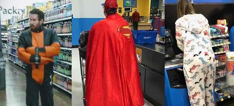 Frikis de Supermercado. Divertidas Imágenes llenas de humor. 6