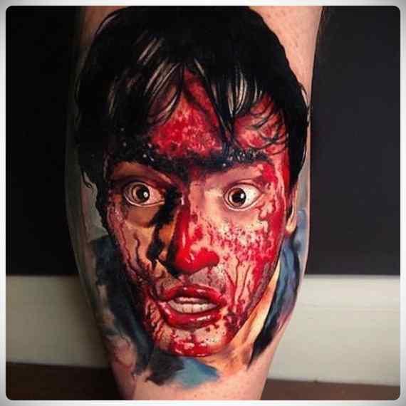 Increíbles imágenes de tatuajes, son obras de arte. 15