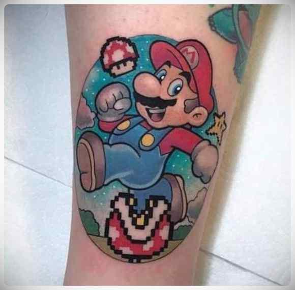 Increíbles imágenes de tatuajes, son obras de arte. 3