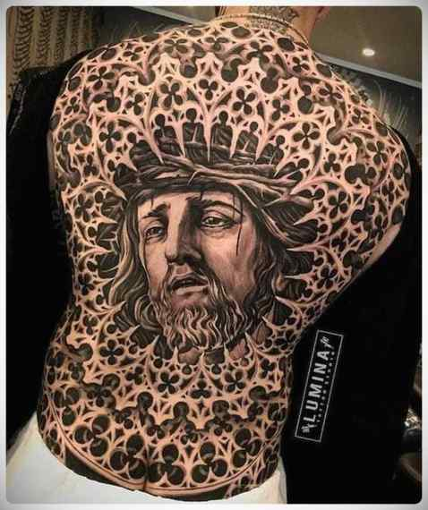 Increíbles imágenes de tatuajes, son obras de arte. 9