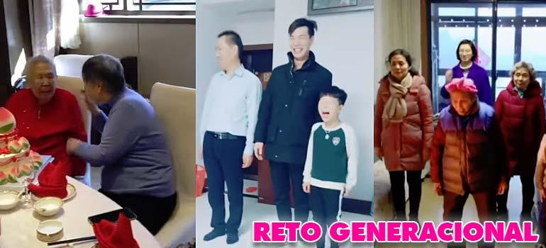Challenge generacional en China, un reto muy bonito. 9