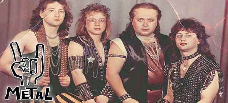 Cualquier tiempo pasado fue mejor. Fotos de grupos Heavys. 4
