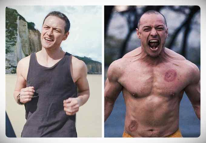 actores y sus cambios fisicos 12 - Los espectaculares cambios de Actores y Actrices para el cine.