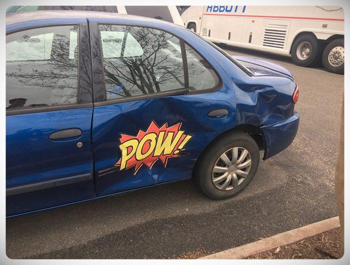 arreglos crativos golpes coche 08 - 10 maneras de arreglar el coche sin gastar dinero.