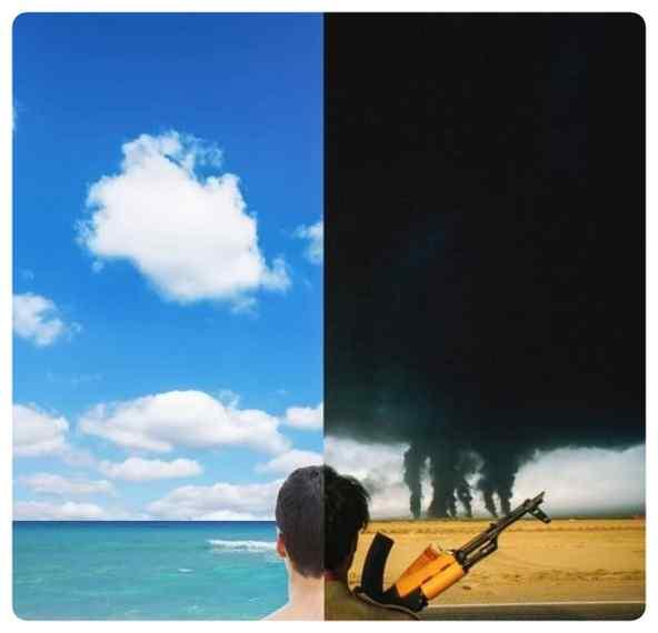 Los contrastes en el mundo actual. 11