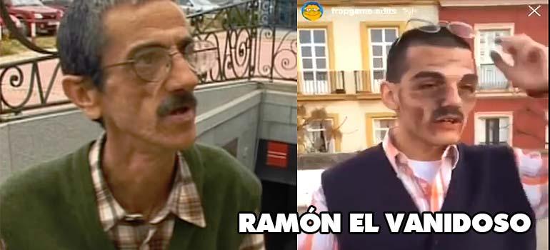 """Disfraz de Ramón """"El Vanidoso"""". 2"""
