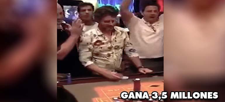 Apuesta 100.000 dolares a la ruleta y gana 3,5 Millones. 5
