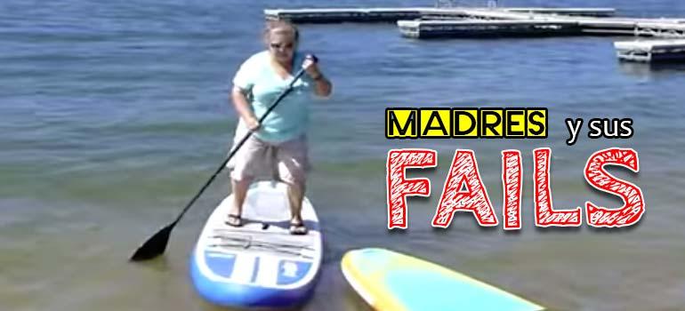Vídeos divertidos de Madres con los mejores fails. 8