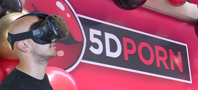 Se abre un cine porno 5D en el Barrio Rojo de Ámsterdam. 7