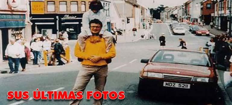 Fotos tomadas justo antes de un desastre. 11