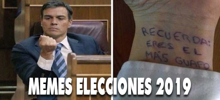 Memes elecciones generales 2019, los más divertidos. 6