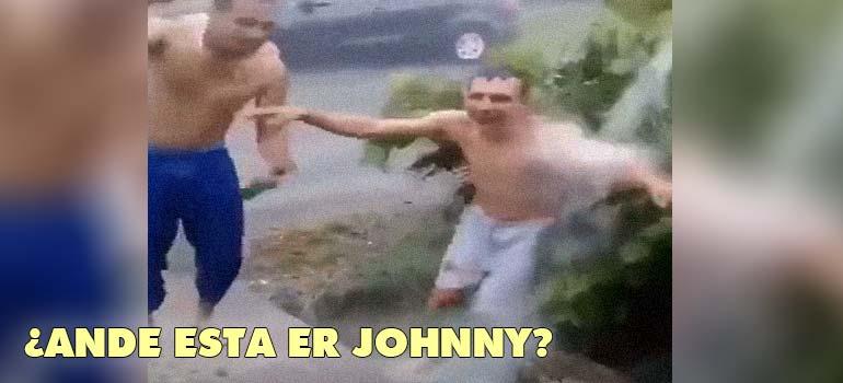 ¡ Que perdemos al Johnny ! 7