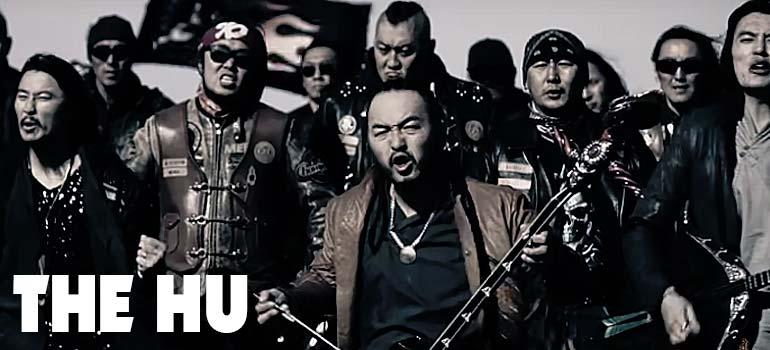 the hu metal band - The HU, el metal de Mongolia mola mucho.