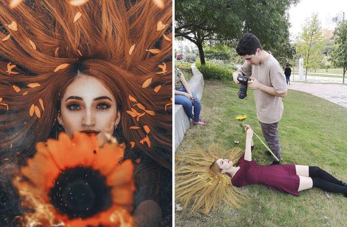 trucos para sacar fotos chulas 10 - Creativos trucos fotográficos de la mano de ØMAHI.