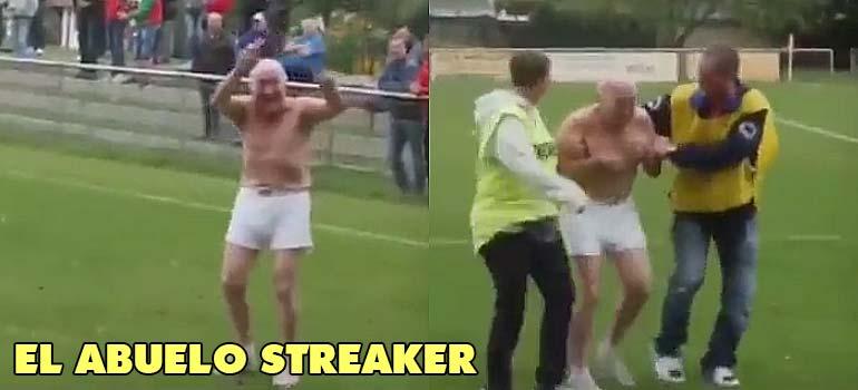 El abuelo streaker. 5