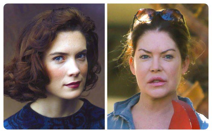 Así son ahora estas actrices de los años 90. 4