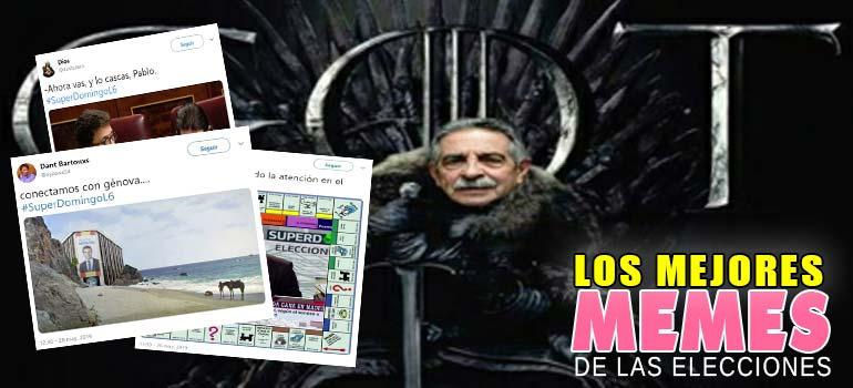 Los memes de las elecciones municipales y regionales 2019. 6