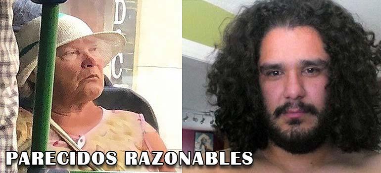 Parecidos razonables, fotos de gente anónima que se parecen a famosos. 5