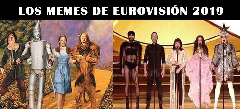 Todos los memes de Eurovisión 2019. 6