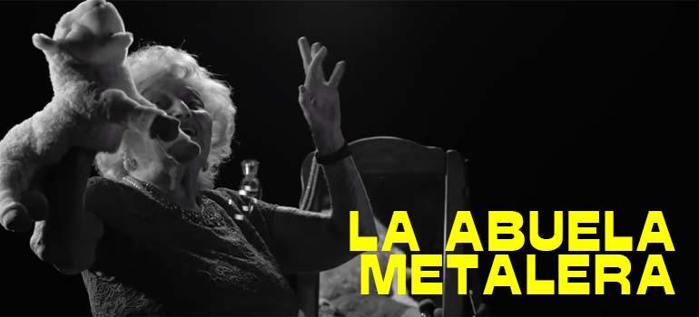 Superviviente del Holocausto, ahora esta abuela canta Heavy Metal. 4