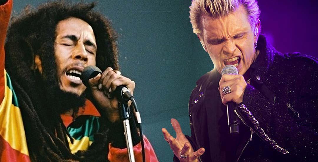 Espectacular Mashup de Bob Marley con Billy Idol que no debes perderte. 22
