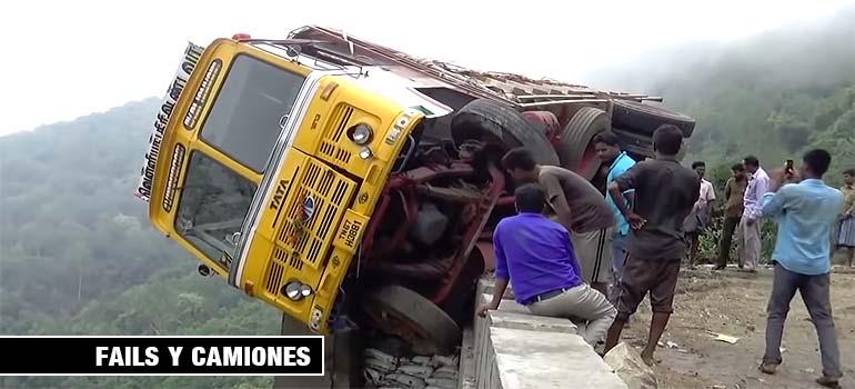Asombrosos vídeos de Camiones. 7