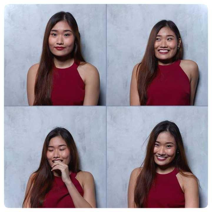 20 mujeres fotografiadas antes y después del Clímax. 10
