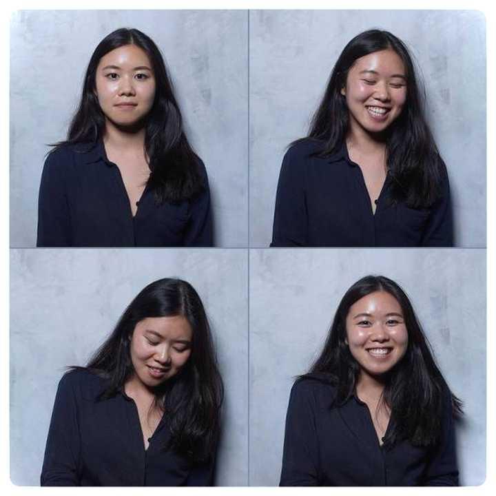 20 mujeres fotografiadas antes y después del Clímax. 11