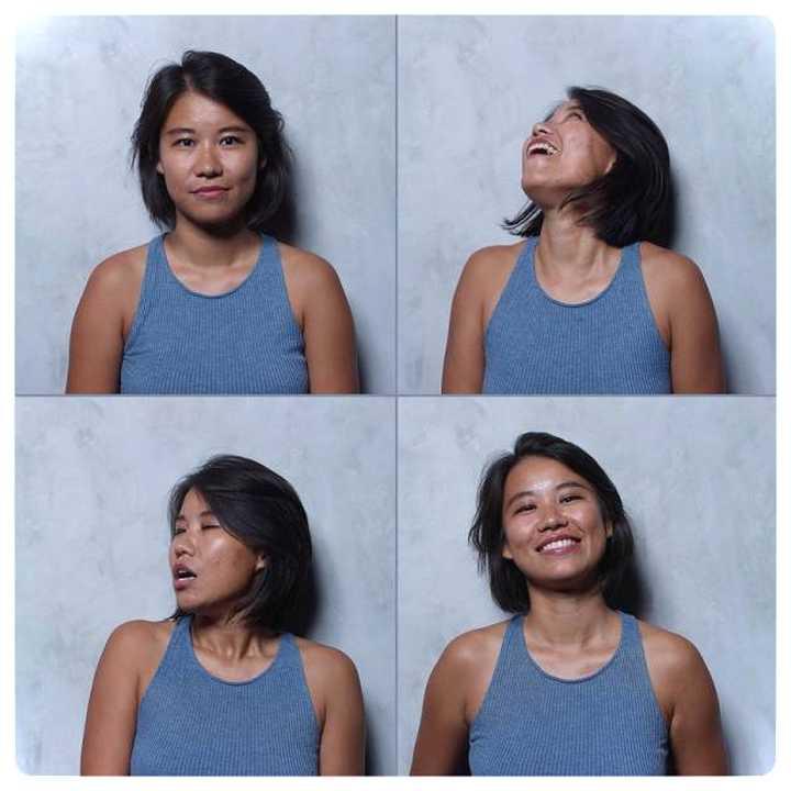 20 mujeres fotografiadas antes y después del Clímax. 12
