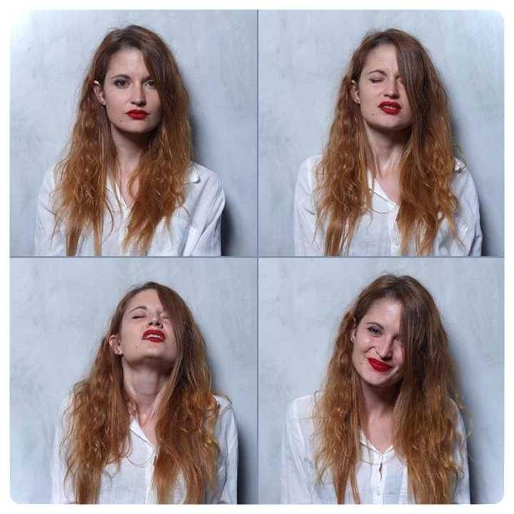 20 mujeres fotografiadas antes y después del Clímax. 14