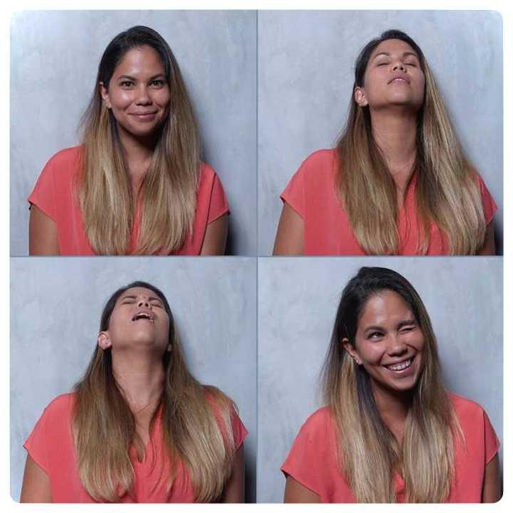 20 mujeres fotografiadas antes y después del Clímax. 15