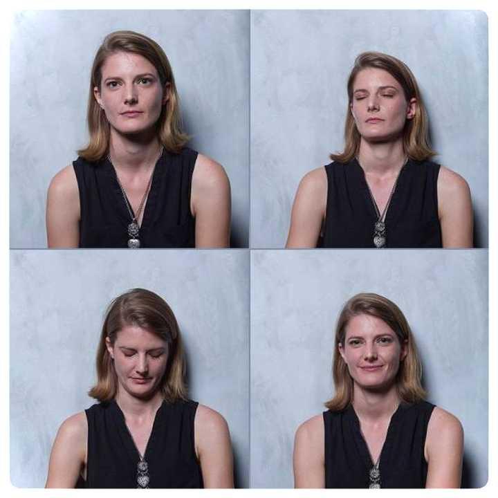 20 mujeres fotografiadas antes y después del Clímax. 17
