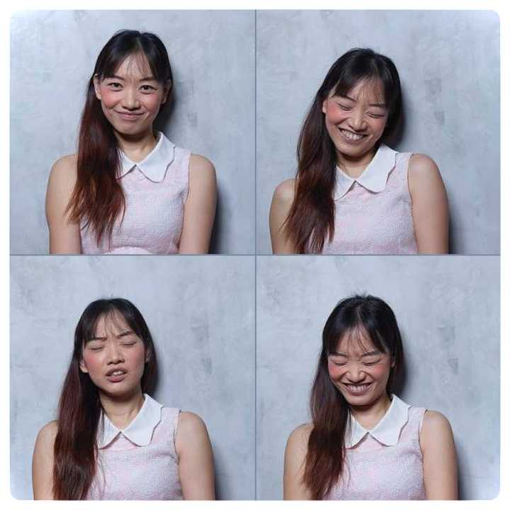 20 mujeres fotografiadas antes y después del Clímax. 23
