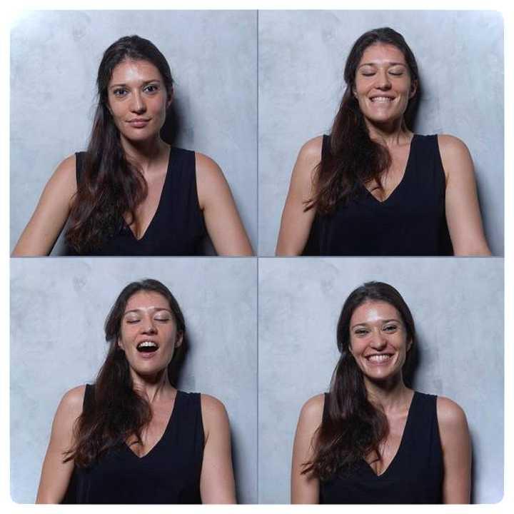 20 mujeres fotografiadas antes y después del Clímax. 7