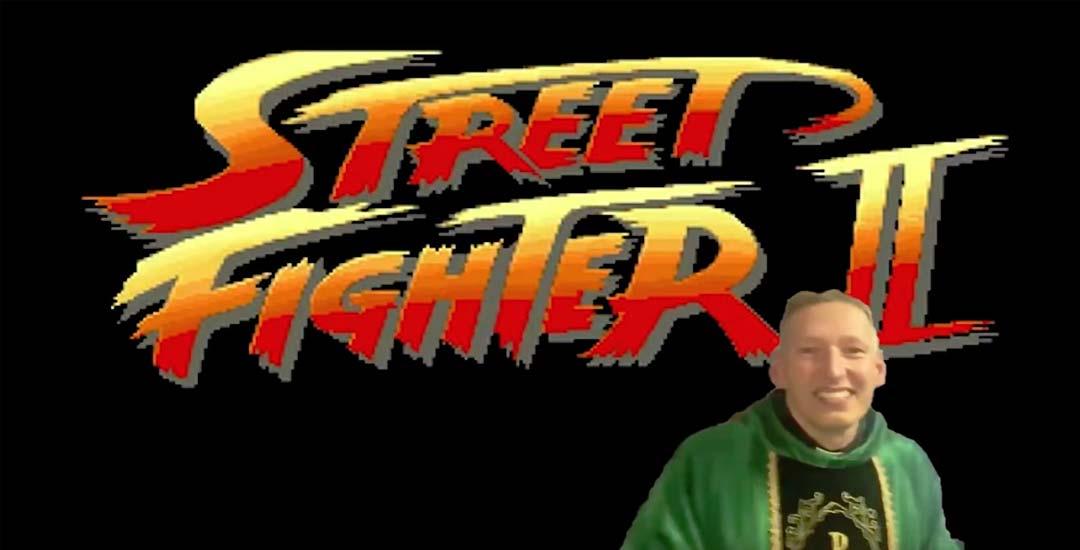Street Fighter Church Edition. 8
