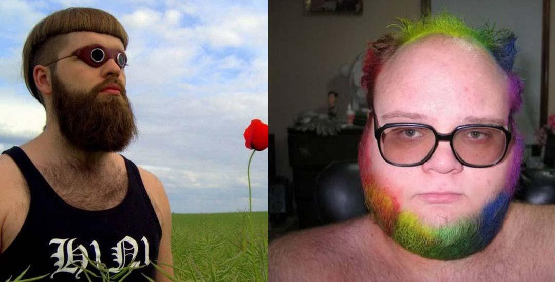 14 Simpáticas fotos de chicos con barba. 7