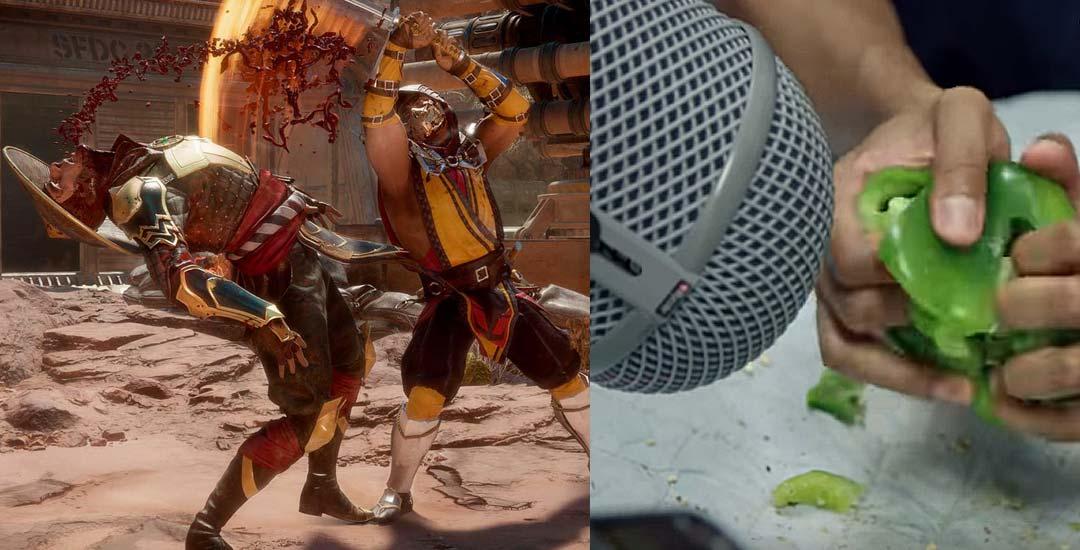 Así se hicieron los efectos de sonido en Mortal Kombat y vas a alucinar. 2