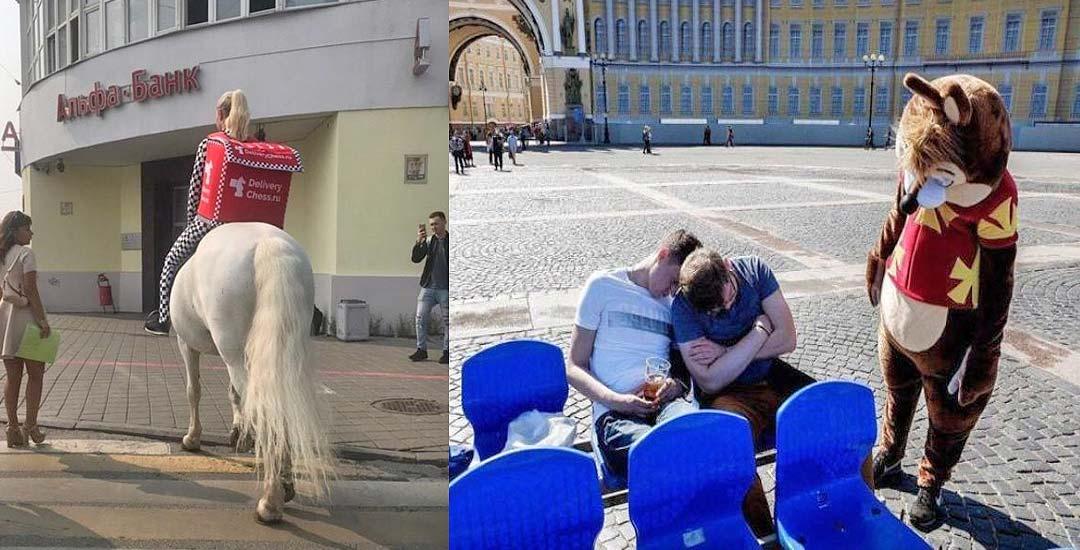 17 Sorprendentes imágenes de Rusia y de Rusos. 5