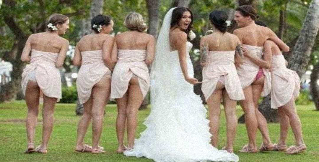 18 divertidas fotos de boda que no salieron como pensaban. 6