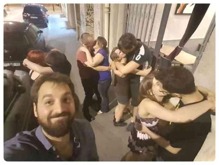 Imágenes de mala suerte, 17 personas con un mal día. 10