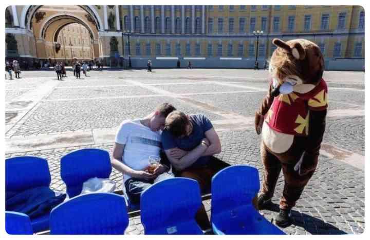 17 Sorprendentes imágenes de Rusia y de Rusos. 7