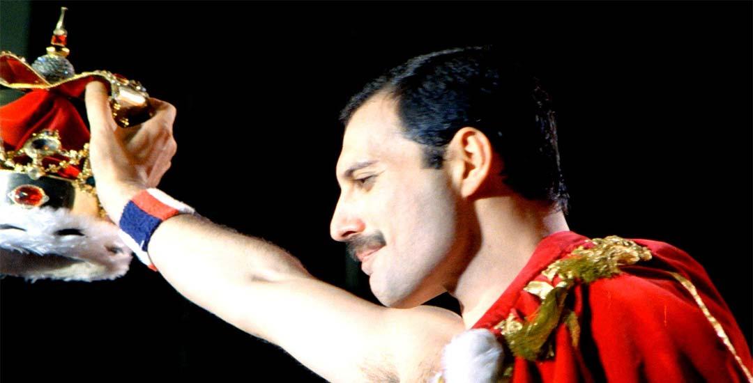 Freddie Mercury cumple 73 años. 6