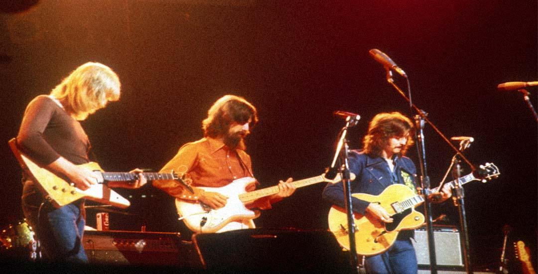 La guitarra de Eric Clapton aislada en While My Guitar Gently Weeps. 2