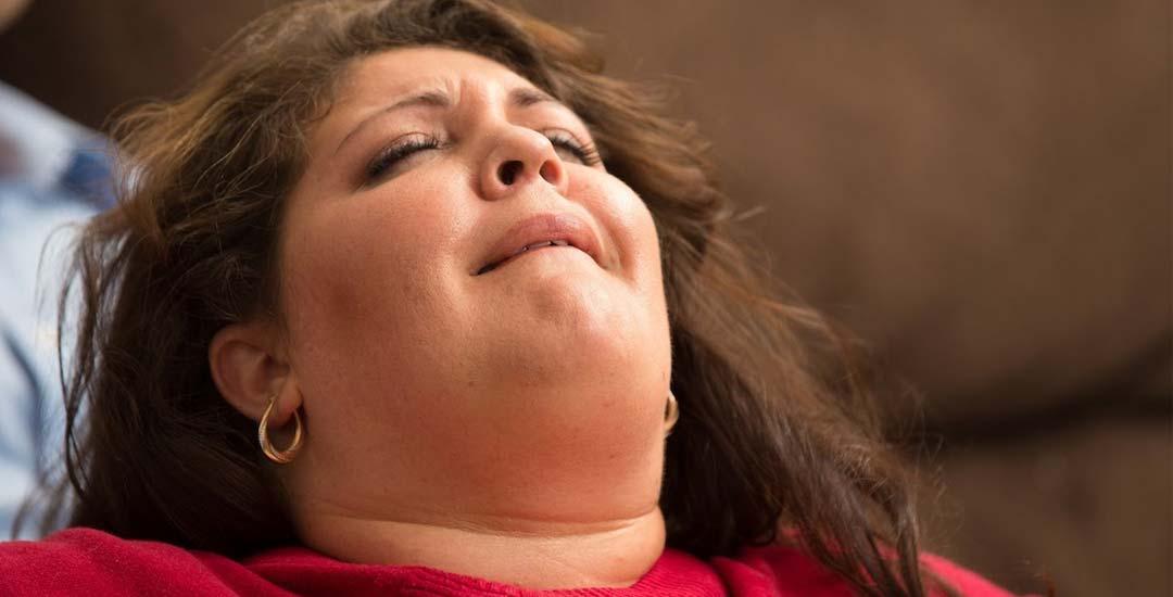 Hasta 180 orgasmos en dos horas. Esta mujer sufre un extraño trastorno. 3